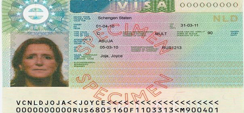 Jak číst vízový štítek