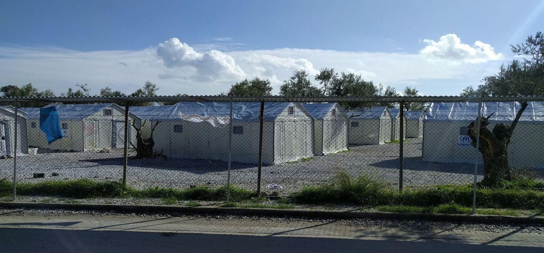 Právní pomoc uprchlíkům, Řecko, ostrov Lesbos