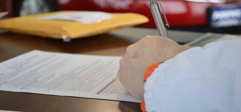 Smlouva o zápůjčce finančních prostředků